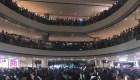 Los manifestantes de Hong Kong tienen himno propio