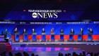 Reacciones tras tercer debate demócrata en EE.UU.