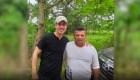 La foto de Juan Guaidó junto a miembro de banda criminal colombiana