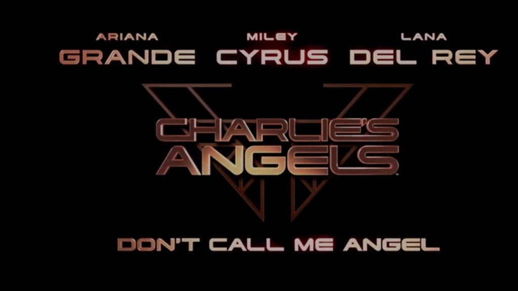 "Ariana Grande, Miley Cyrus y Lana del Rey presentan el video de ""Don´t Call Me Angel"""