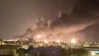 Pompeo acusa a Irán de ataque a refinerías