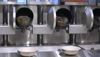 Cocina robótica, así es como se come en el MIT