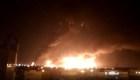 Ataque a petroleras: teniente saudí dijo que las armas son de Irán