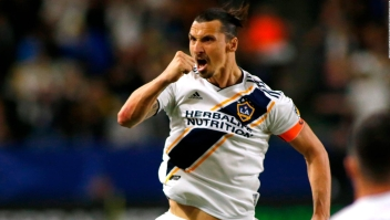 Zlatan Ibrahimovic sigue imparable en la MLS