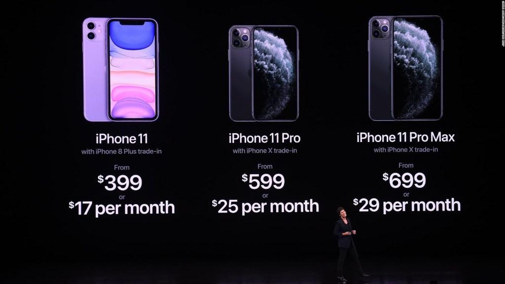 Apple se une a la guerra de los precios