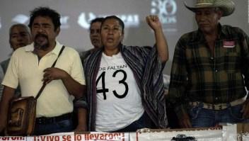 AMLO promueve una nueva investigación por caso Ayotzinapa