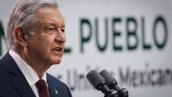 López Obrador: Personas que causaron destrozos en marcha de Ayotzinapa no son anarquistas