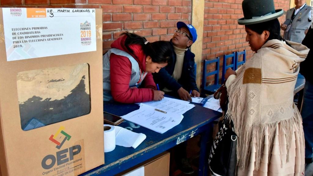 Bolivia: polémica por el padrón de cara a las elecciones