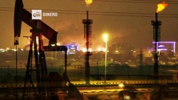 El ataque a las instalaciones petroleras de Arabia Saudita