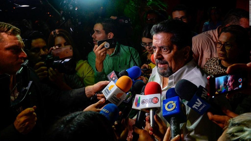Las reacciones luego de la liberación de Edgar Zambrano