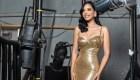 Marta González confiesa como logró trabajar junto a John Travolta