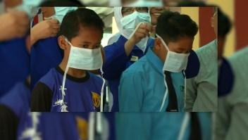 Malasia: humo tóxico obliga a repartir mascarillas