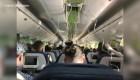 Pánico en vuelo de Atlanta a Fort Lauderdale