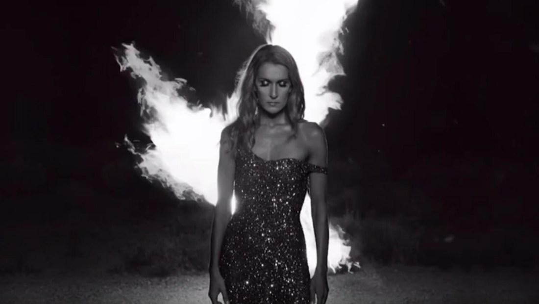 """""""Courage"""", el nuevo álbum de Celine Dion"""