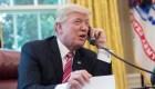 Queja contra Trump por presunta promesa a líder extranjero