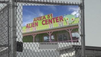 Entusiastas de lo extraterrestre se reúnen en el Área 51