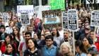 El mensaje de los jóvenes que exigen salvar el ambiente es de urgencia
