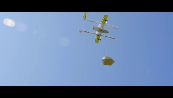 Alphabet pondrá a prueba entrega con drones en EE.UU.
