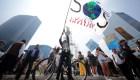 Huelga mundial contra la crisis climática
