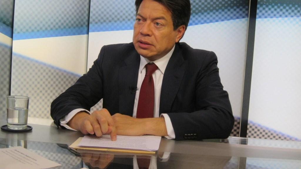 Mario Delgado: Proyecto de Ley de Amnistía es para presos políticos, mujeres que abortaron o indígenas sin defensa adecuada