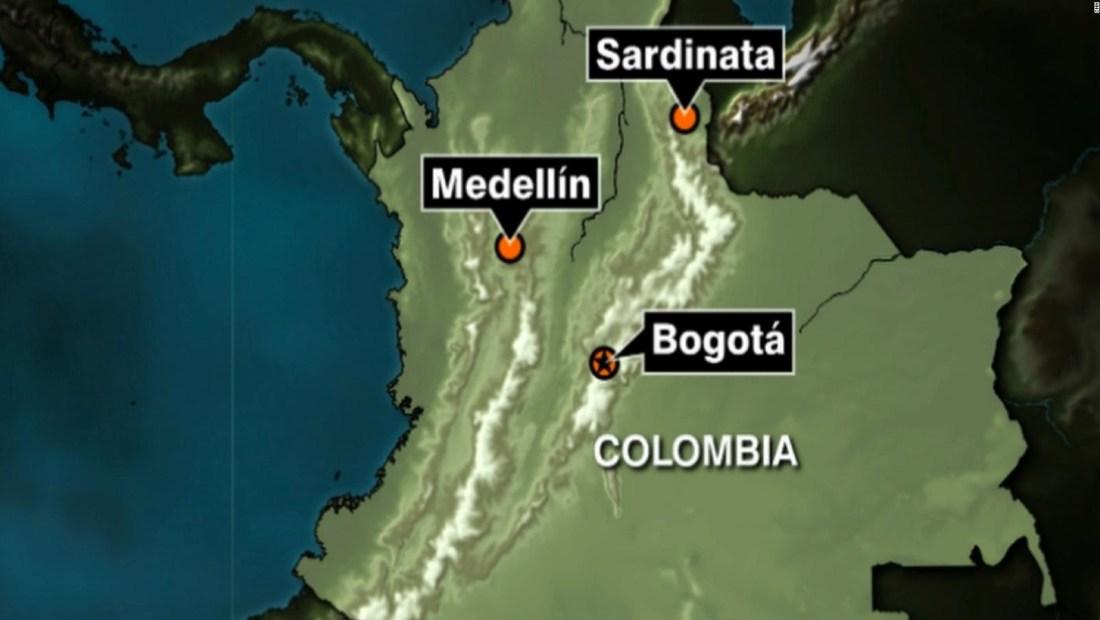 Colombia: explosión en subestación policial deja 16 heridos