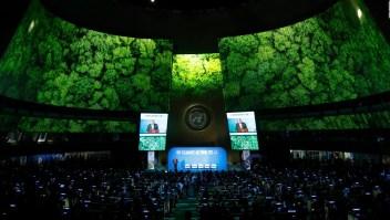 Se inicia la Asamblea General de las Naciones Unidas