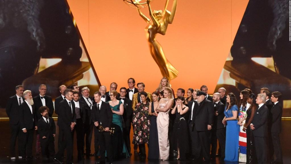 Resumen de la gran fiesta de la televisión en Hollywood