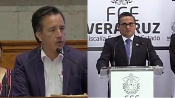 Orden de aprehensión contra exfiscal de Veracruz