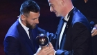 Messi, ¿justo ganador del premio The Best?
