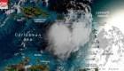 Tormenta tropical Karen comienza a sentirse en Puerto Rico