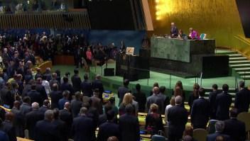 Estos son los ausentes en la Asamblea General de la ONU
