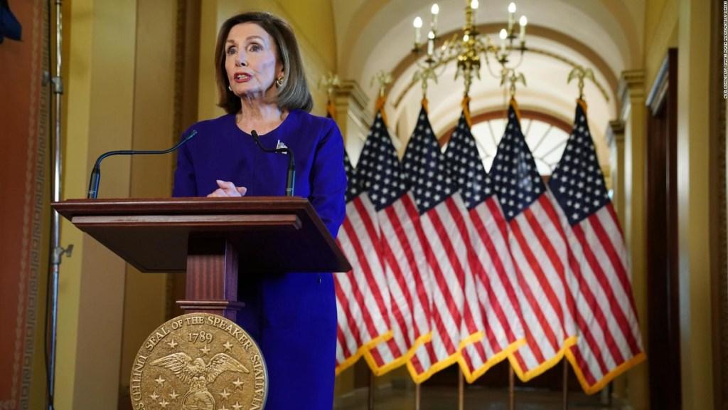 Demócratas inician proceso de juicio político contra Trump