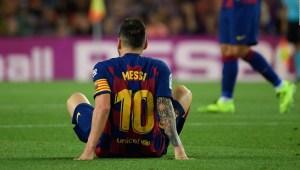¿Forzó el Barcelona el regreso de Lionel Messi a las canchas?