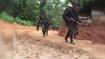 Maduro manejaba información sobre la presencia guerrillera