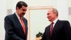 Esto fue lo que sucedió en el encuentro entre Maduro y Putin