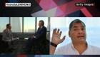 Lenín Moreno opina qué debe pasar con Rafael Correa