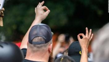 """El """"OK"""" es ahora un símbolo de odio"""