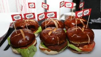 Beyond Meat se une a McDonald's por 12 semanas