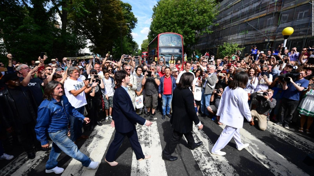"""Las bodas de oro de """"Abbey Road"""""""
