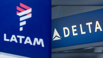 Delta y Latam serán socios comerciales