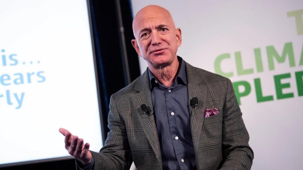 Jeff Bezos anuncia propuestas para regular reconocimiento facial