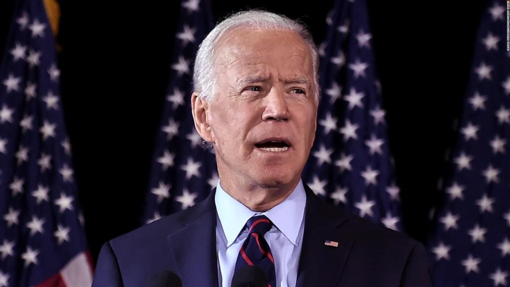 ¿Como afecta a la candidatura de Biden el escándalo político?