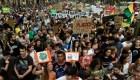Nueva huelga mundial en contra de la crisis climática