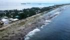 Los más afectados por el aumento del nivel del mar