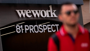 WeWork pospone su salida a bolsa
