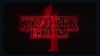 "Netflix anuncia una cuarta temporada de ""Stranger Things"""