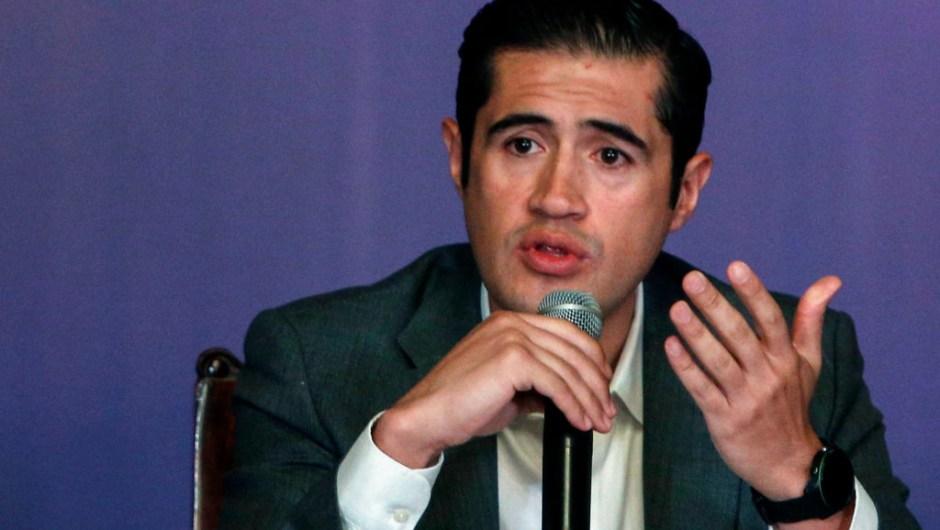 Ministro de Finanzas Ecuador Richard Martínez Préstamos