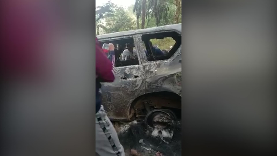 Colombia: Al menos seis personas mueren en ataque a candidata a una alcaldía municipal en el departamento de Cauca