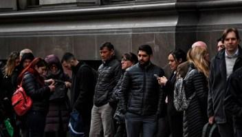 Así vivieron los argentinos el primer día de control cambiario