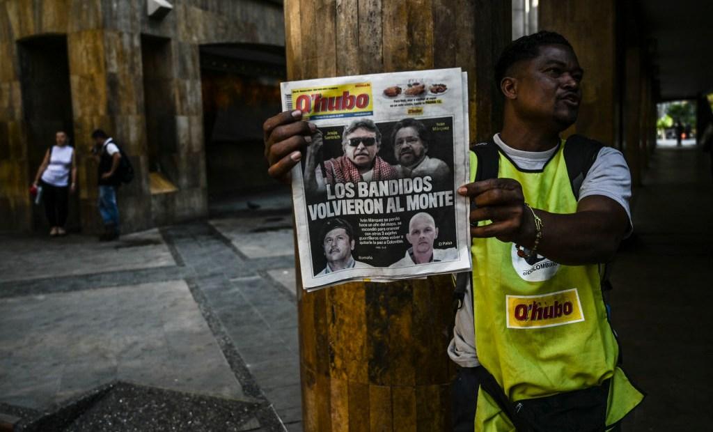 """La JEP expulsó definitivamente a """"Santrich"""" y El Paisa"""""""
